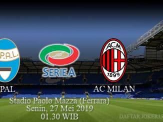 Prediksi-Pertandingan-Spal-Vs-AC-Milan-27-Mei-2019