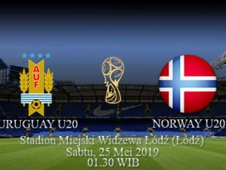 Prediksi-Pertandingan-Uruguay-U-20-Vs-Norway-U-20-25-Mei-2019
