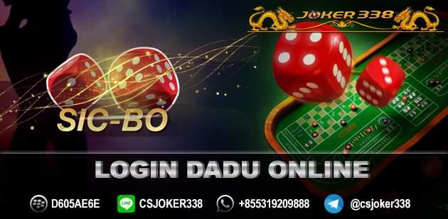 Login Dadu Online