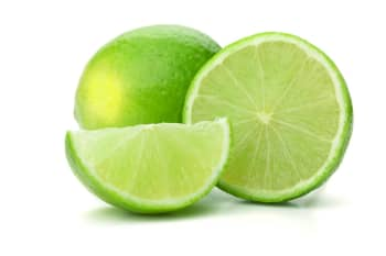 Lime product shot