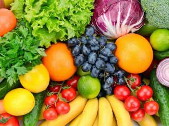 Fruit & Veg collectiongs