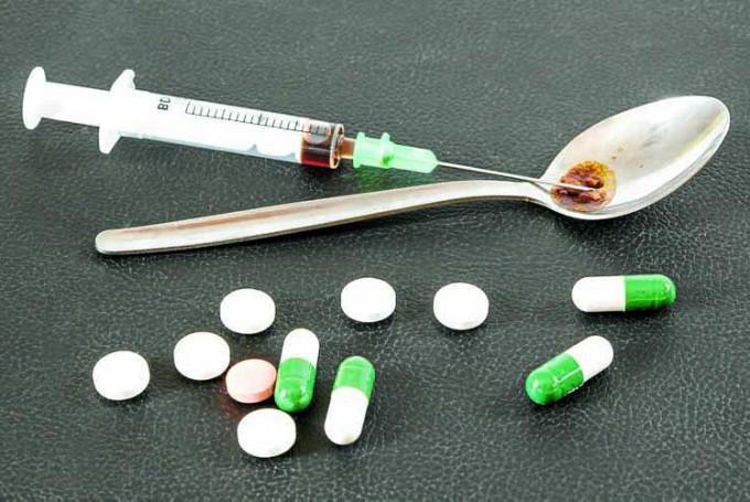 Время вывода наркосодержащих веществ из организма