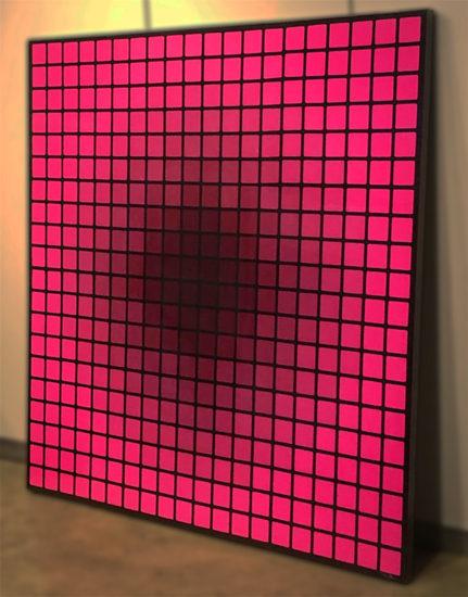 Reversion Op Art by Justin Blayney