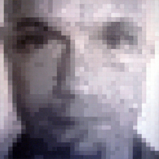 Self portrait: Justin Blayney