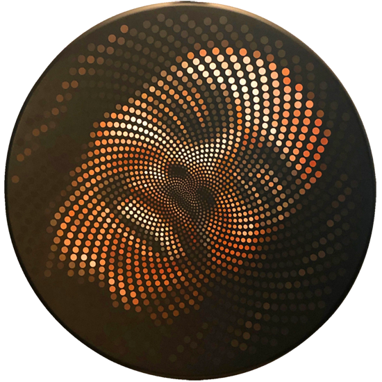 Positive Vibrations: Fibonacci Bob Marley by Justin Blayney