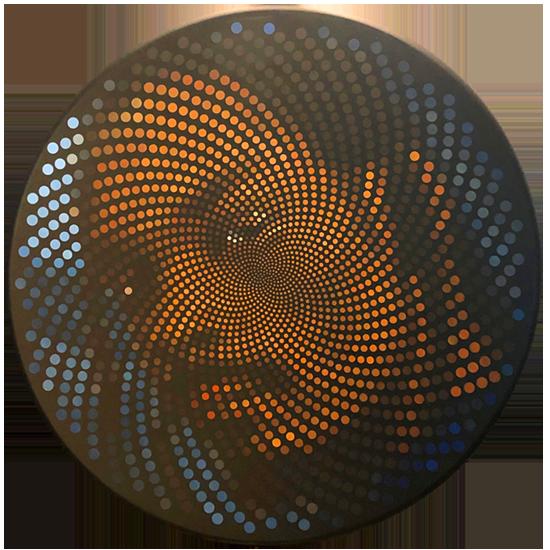 Laid Back: Fibonacci Snoop by Justin Blayney