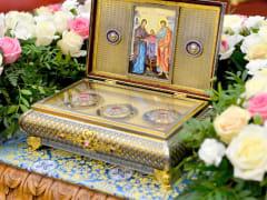 Челябинские верующие смогут прикоснуться к ценной христианской святыне