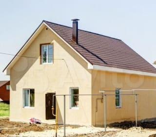 Дом 156 м² на участке 6 сот.