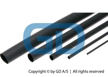 Krympleflex  i standard længder - kontakt GD A/S