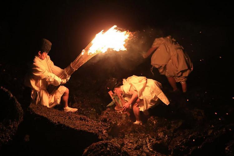 和布刈神事,图片来源和布刈神社官网