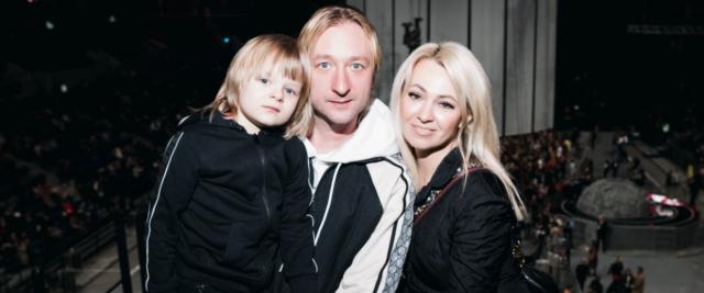 Сыну Евгения Плющенко запретили выступать под песню Майкла Джексона