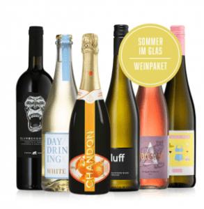 Sommer Weinpaket
