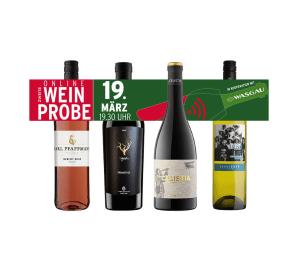 Wasgau Weinprobe