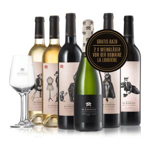 Domaine La Louviere Weinpaket