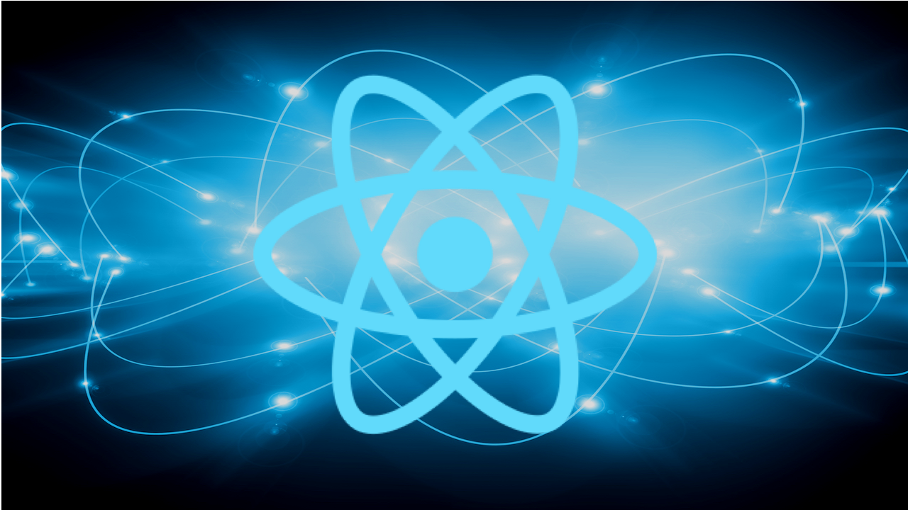 react course branding image