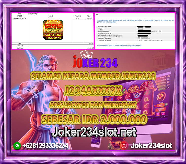 agen joker slot