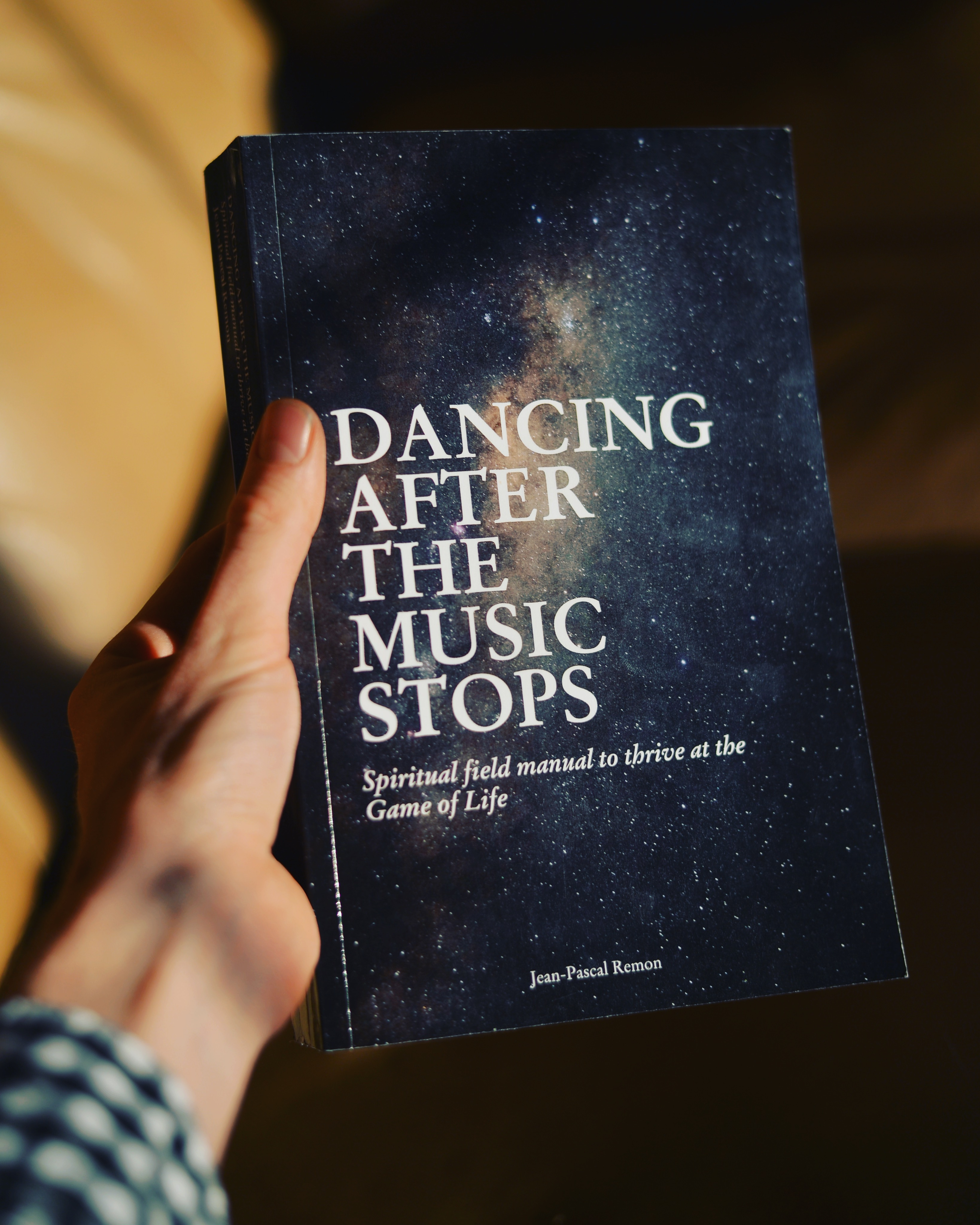 After the music stops book cover