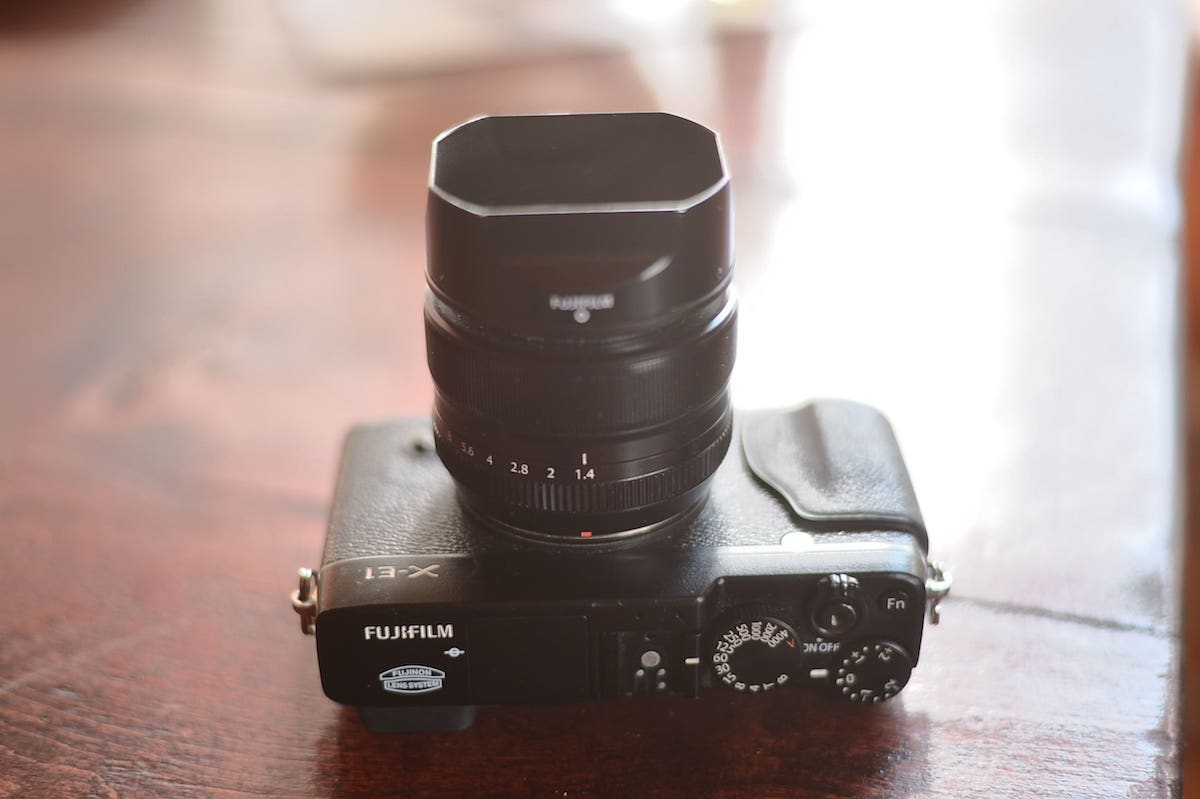 XE1 with 35mm f/1.4