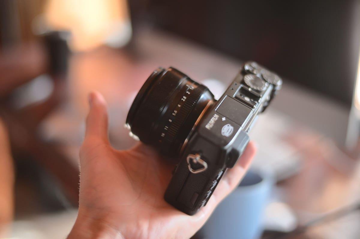 Fuji 35mm f/1.4 VS 35mm f/2.0 WR