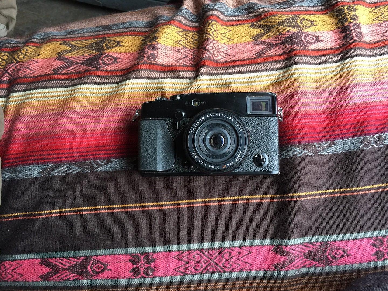 X-Pro1 Fuji with 27mm fé2.8