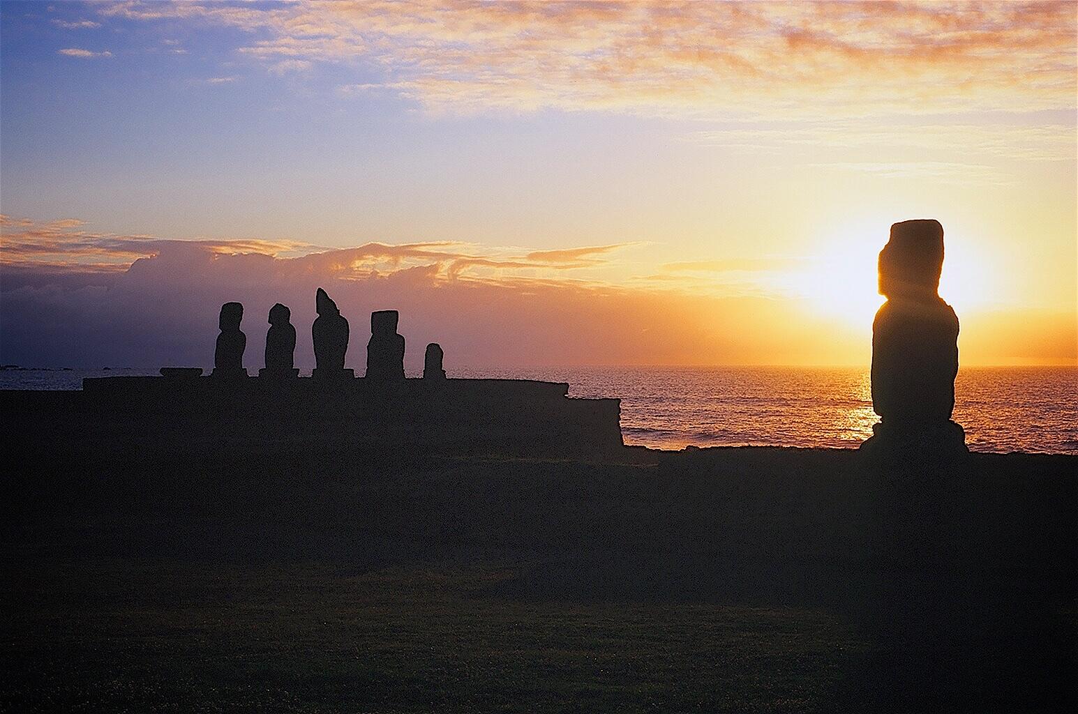 Easter Island 2019