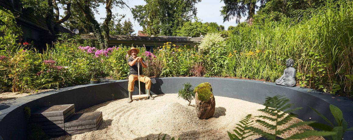 zen-garten anlegen   bauhaus, Garten und bauen