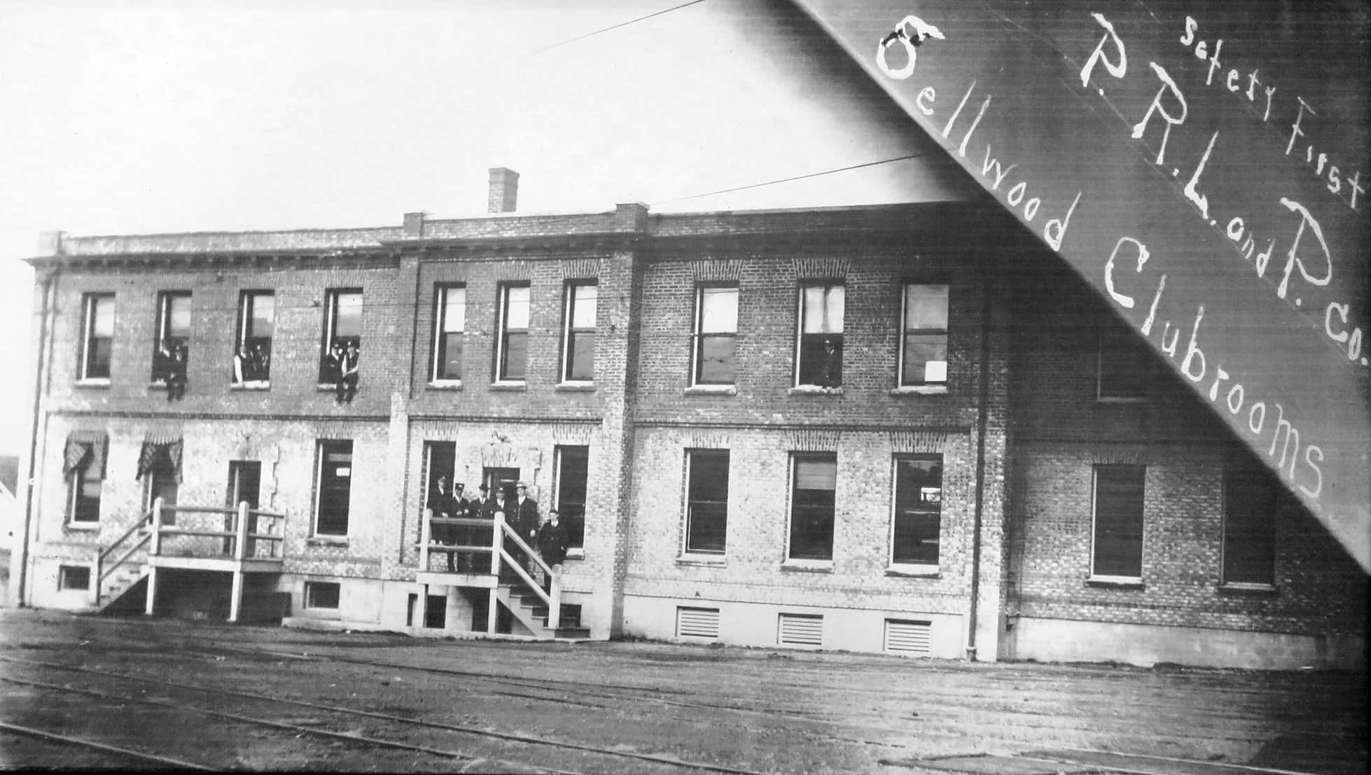 Historical building photo