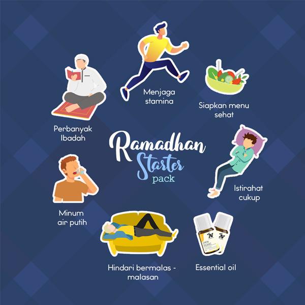 Ramadhan Starter Pack