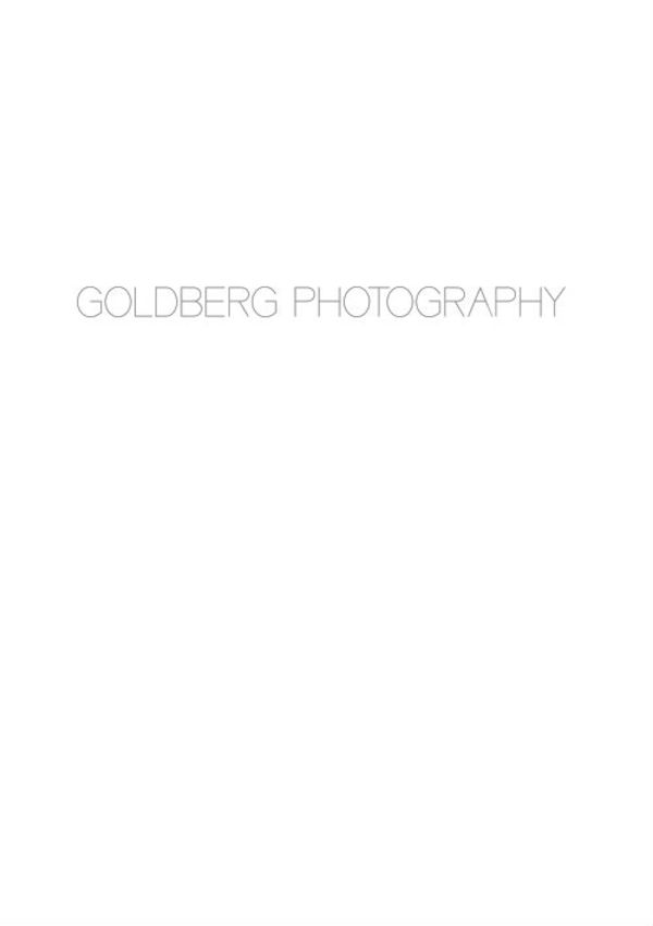 Goldberg Photography poster