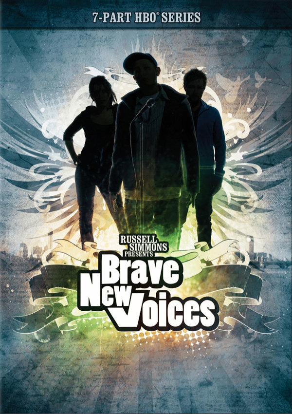 Teen Poetry: Brave New Voices poster