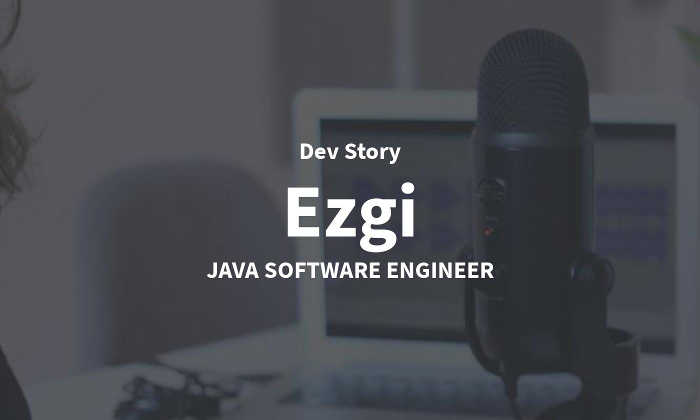 DevStory: Java Software Engineer, Ezgi von Fluidtime
