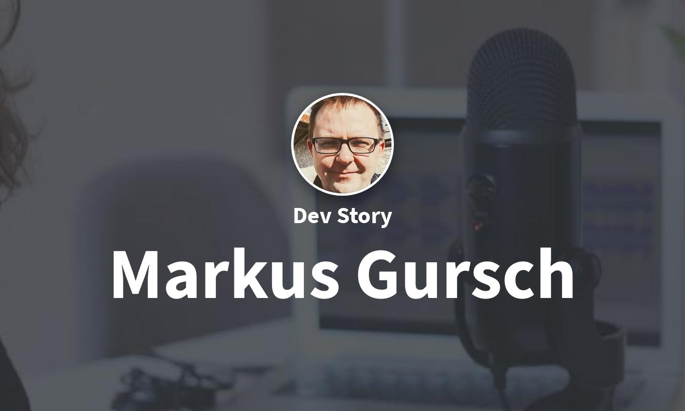 DevStory: Markus Gursch, Head of Android Development bei all about apps