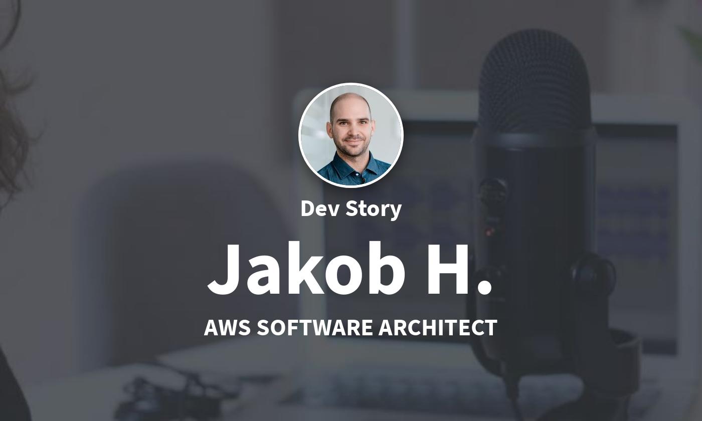 DevStory: AWS Solution Architect, Jakob H. von KaWa commerce