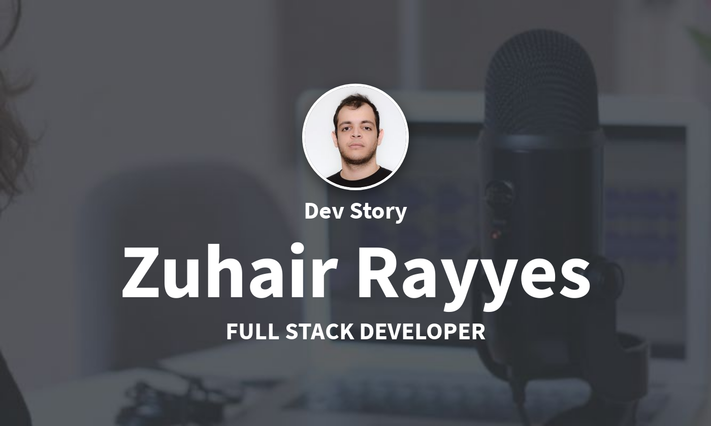 DevStory: Full Stack Developer, Zuhair Rayyes von der IKARUS Software Gmbh