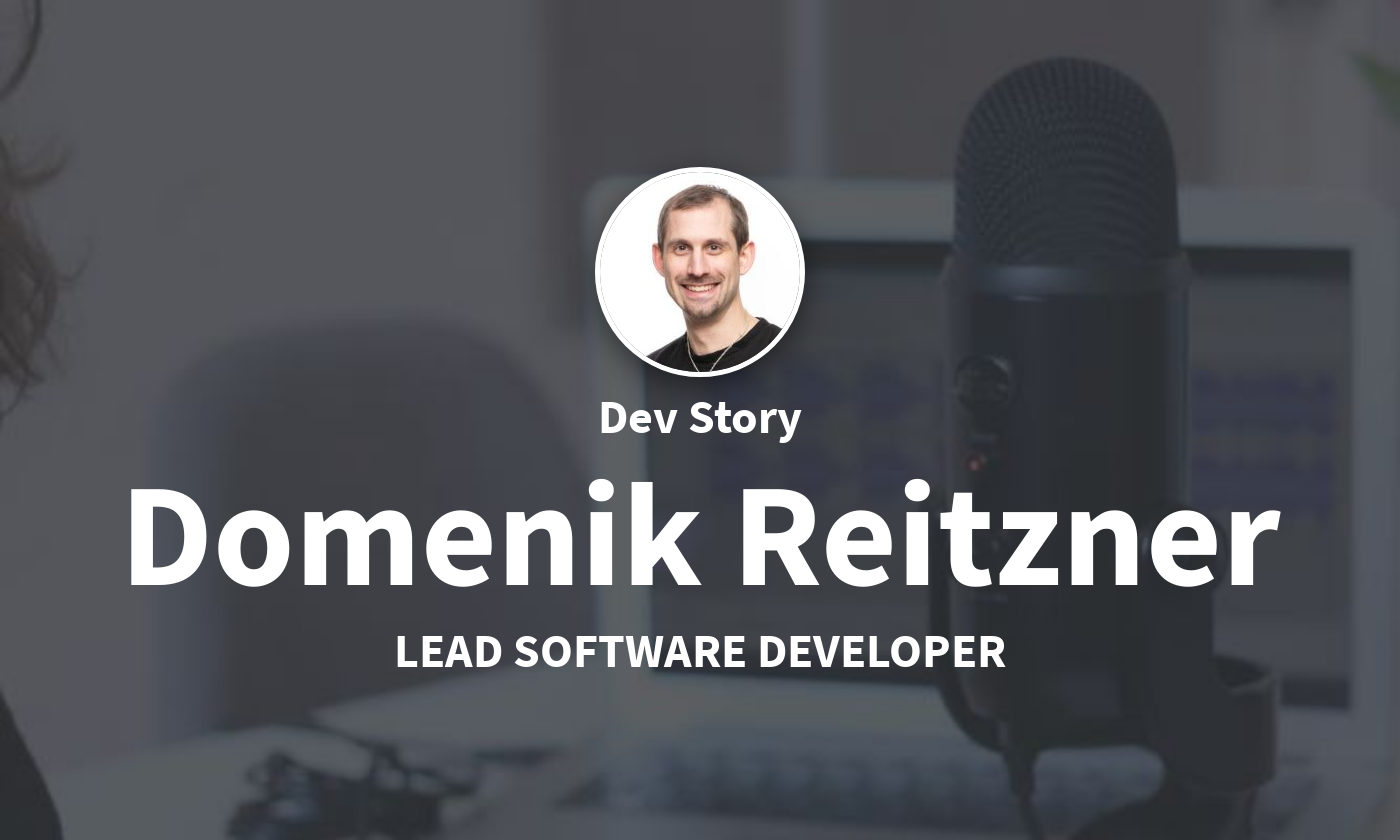 TechLead-Story: Domenik Reitzner, Development Lead von Emakina CEE