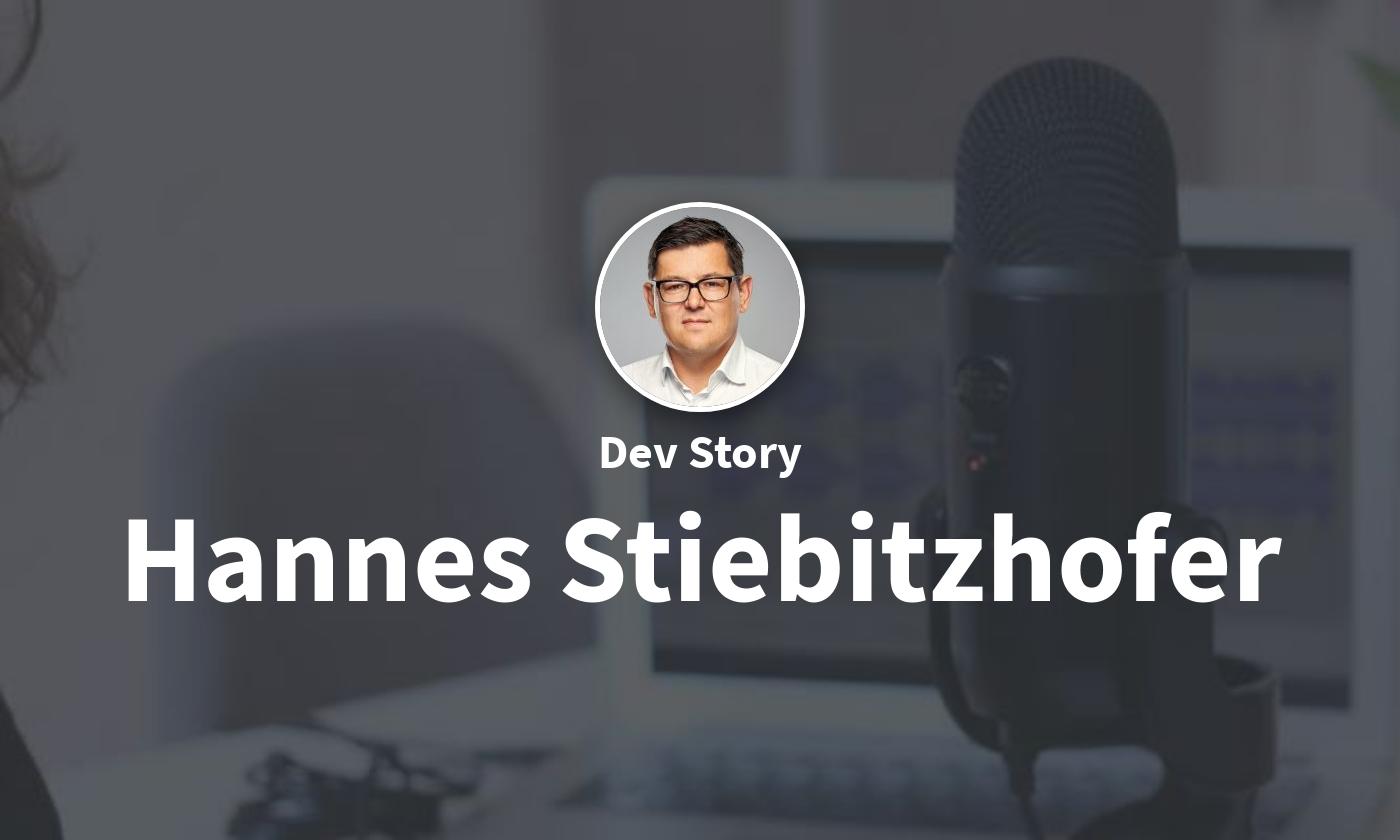 TechLead-Story: Hannes Stiebitzhofer, CTO von S1Seven