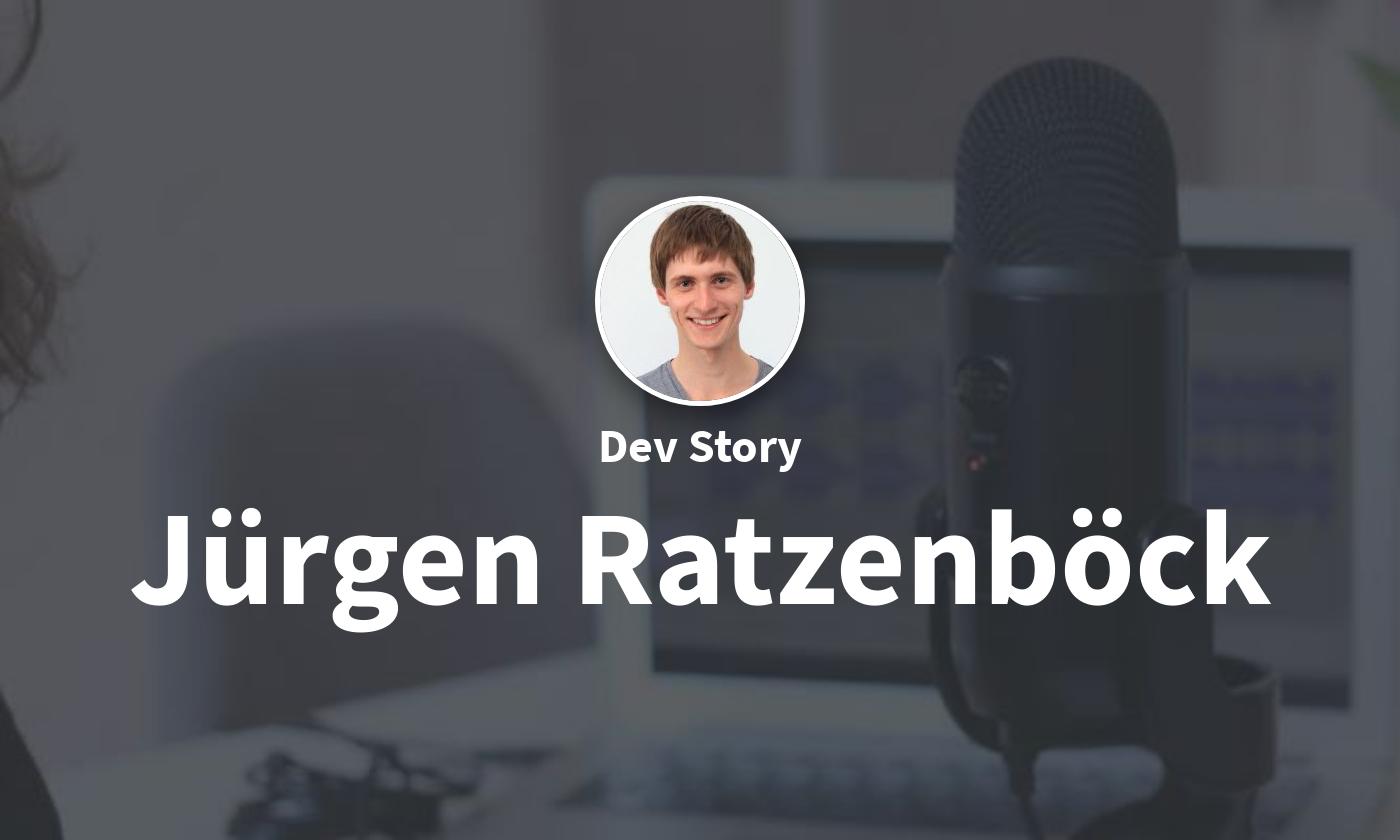 TechLead-Story: Jürgen Ratzenböck, Head of Technology von jobs.at