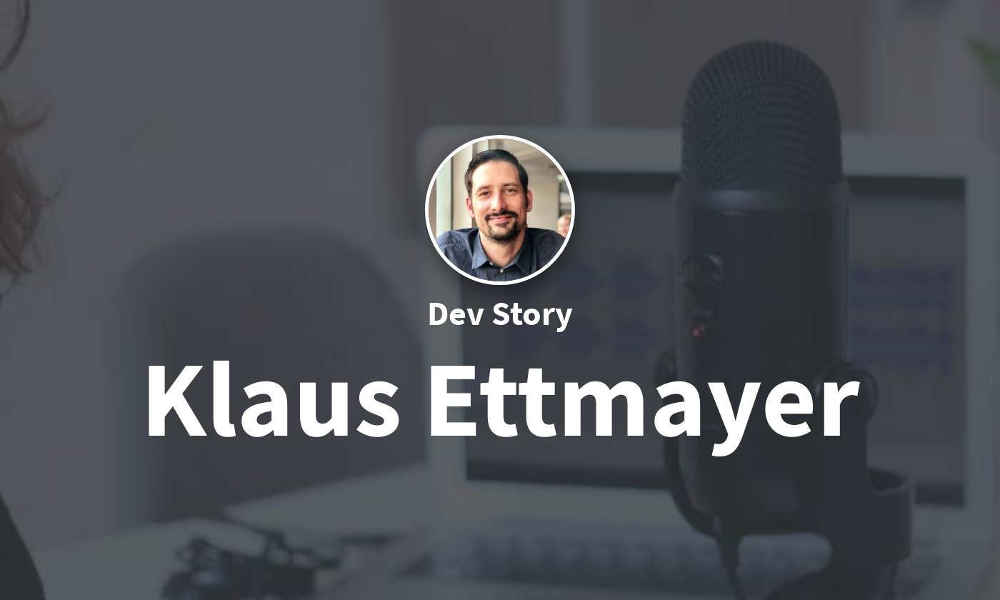 TechLead-Story: Klaus Ettmayer, Bereichsleiter IoT Produkte von Kontron Technologies