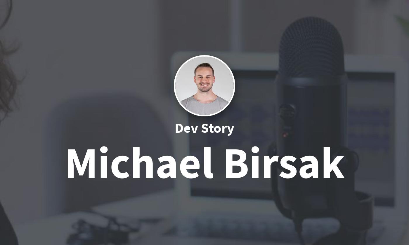 TechLead-Story: Michael Birsak, CTO von hi.health