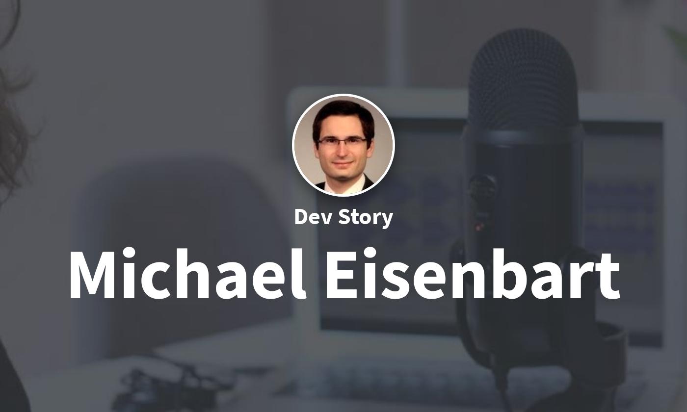 TechLead-Story: Michael Eisenbart, Senior Manager bei Bosch