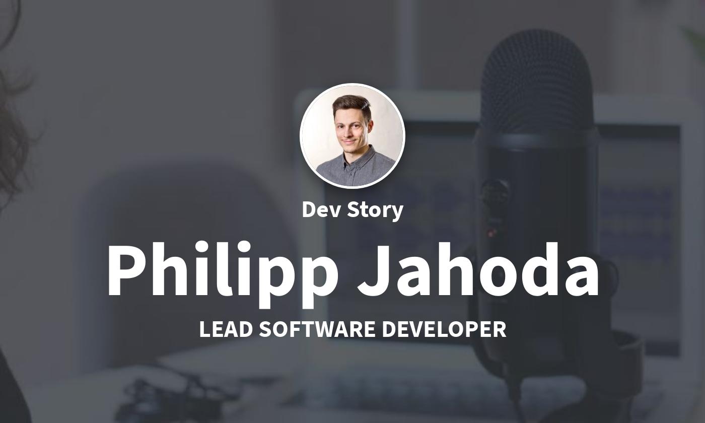 TechLead-Story: Philipp Jahoda, CTO von Ahoi Kapptn!