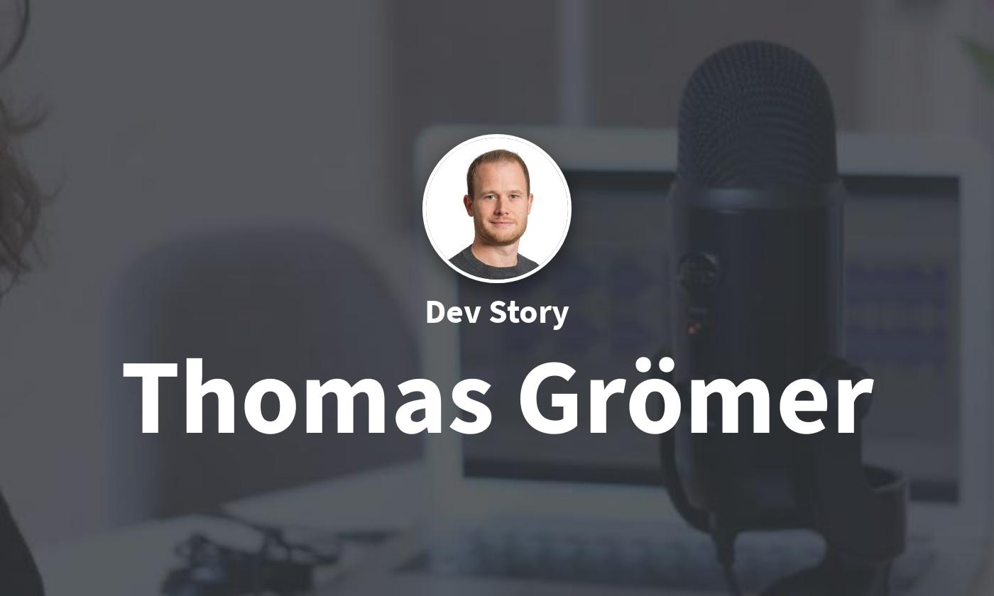 TechLead-Story: Thomas Grömer, Founder von easyWerkstatt