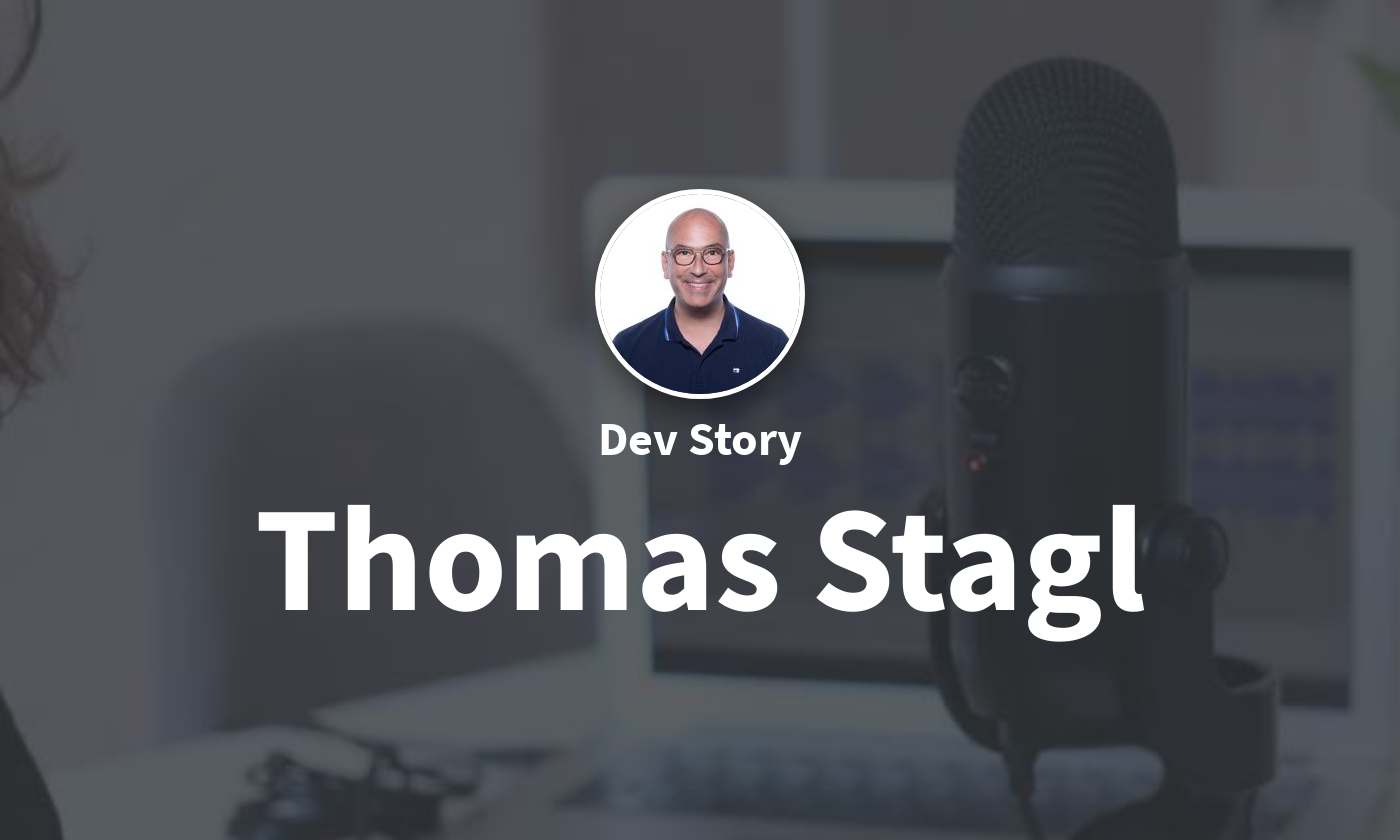 TechLead-Story: Thomas Stagl, Director Software Development bei Dynatrace