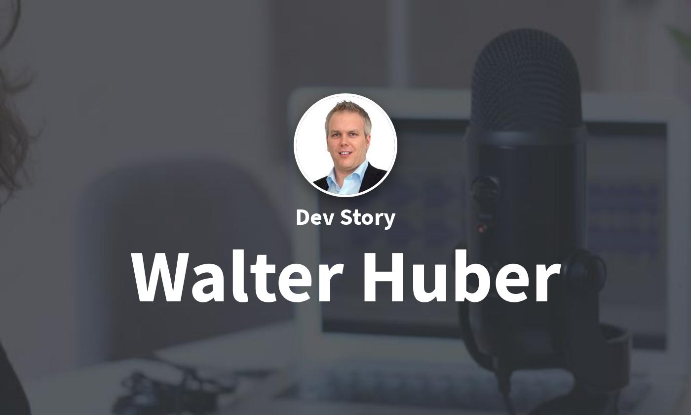 TechLead-Story: Walter Huber, CTO von KaWa commerce