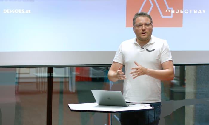 "Tech Talk: ""Serverless Applications with AWS Lambda"" mit Thomas Jäger von Objectbay"