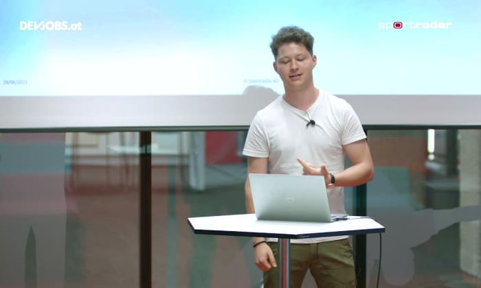 """Tech Talk: """"North Star Direction"""" mit Gerald Vrana von Sportradar"""