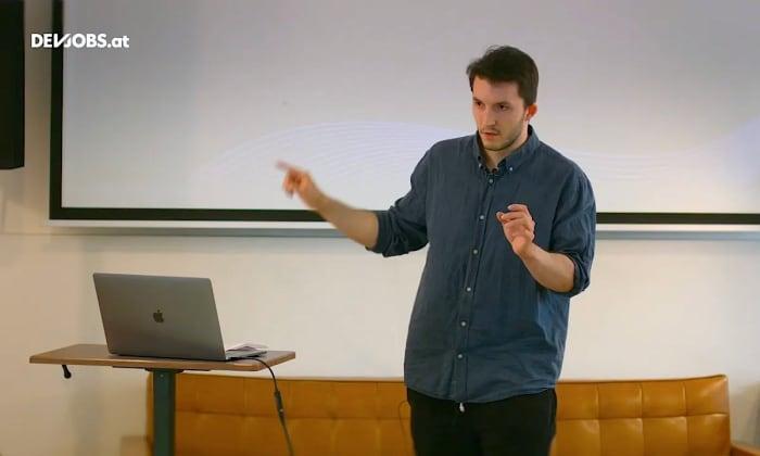 "Tech Talk: ""The Lightning Network"" mit Fabian Hemmerich"