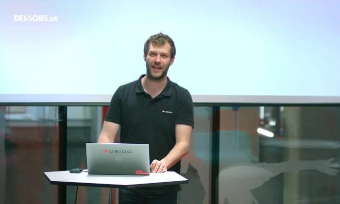 "Tech Talk: ""Mail RPA"" mit Dominik Bachmair"