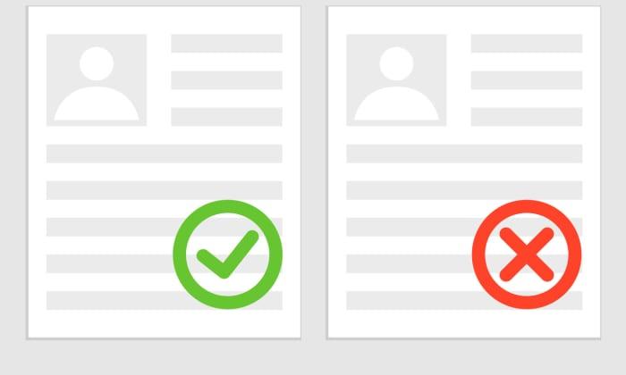 Developer CV - die häufigsten Fehler
