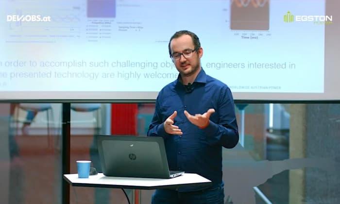 """Tech Talk: """"EGSTON Power Technology Overview"""" mit Dragan Djukic von EGSTON Power"""